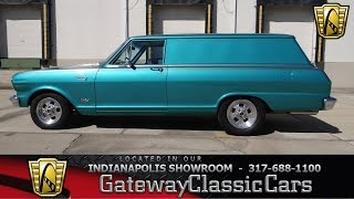 1964 Chevrolet Nova Wagon - Gateway Classic Cars Indianapolis - #658 NDY