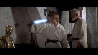 Скачать Ben Kenobi S Hut A New Hope Revisited