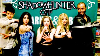 SHADOWHUNTER- OFF | XTINEMAY & THE CAST