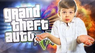 TROLLING MOST CONFUSED KID EVER ON GTA 5