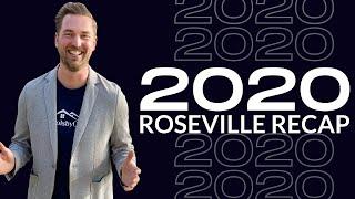 2020 Recap for Roseville