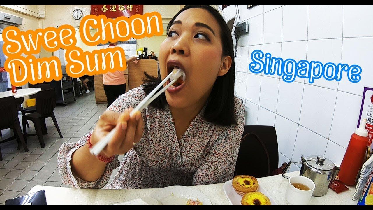 ตามล่าร้านอร่อยต้องไปในสิงคโปร์ กับ ร้าน Swee Choon Dim Sum ! - EP.1