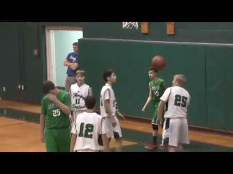 Chazy - Seton Catholic Mod Boys  1-16-18