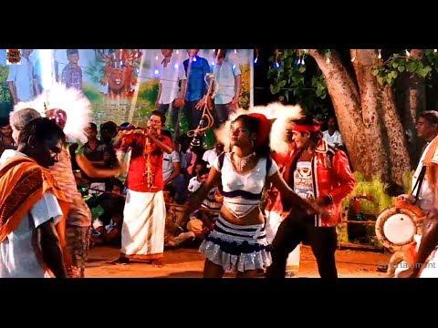 Golden Super hit old is music of karakattam video Tamil Nadu May 2018 thumbnail