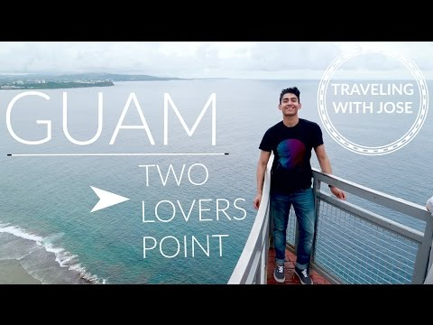 TWO LOVERS POINT IN GUAM 2016