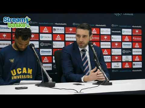 10.01.2018  Champions L.   SASSARI - MURCIA  88 - 94