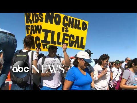 Protestors, politicians demand change on immigration policy