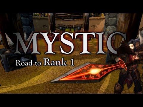 Mystic - Road to Rank 1 | 44-3 Rank 1 WMD