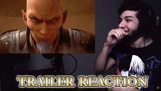 Kingdom Hearts 3 Big Hero 6 Full Trailer Reaction