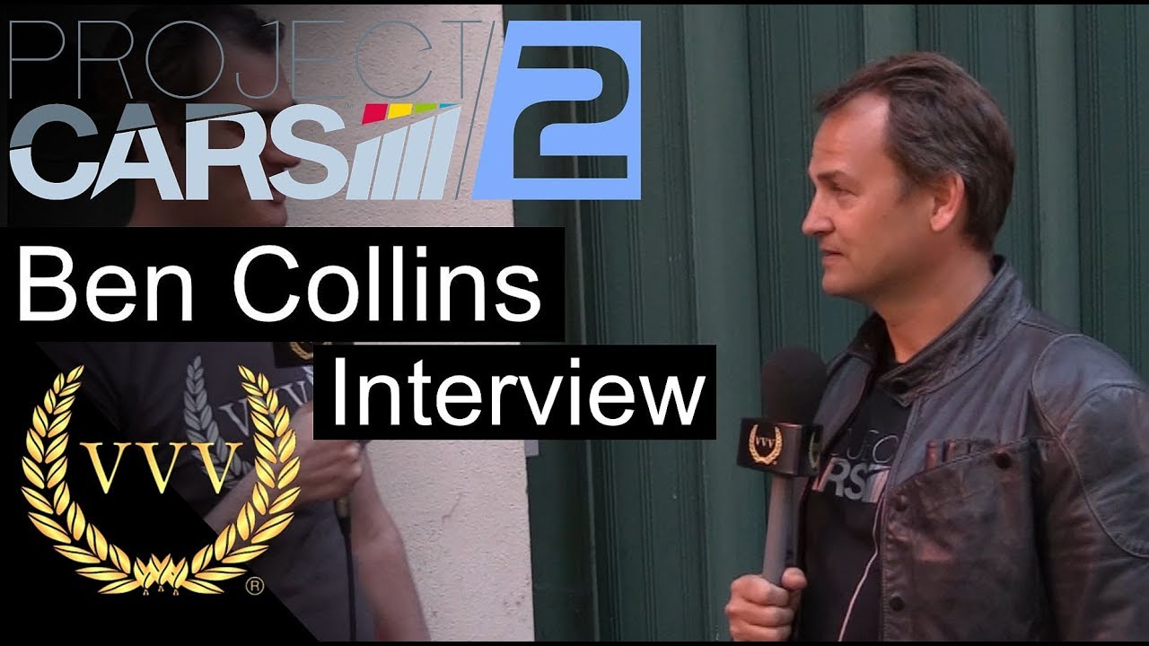 Project Cars  Ben Collins
