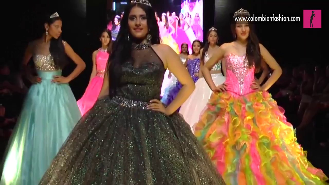 Moda y Estilo para tus 15 años - Pasarela Carolina Macías