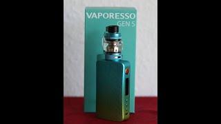 Vaporesso GEN S Kİt - deutsch - E Zigarette