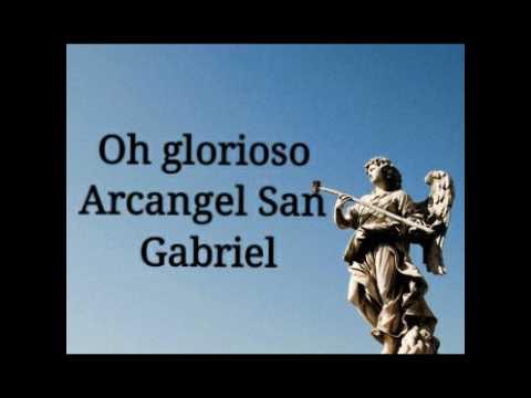 FMCC, ORACIÒN A SAN GABRIEL ARCÁNGEL