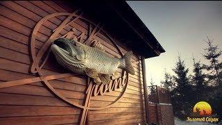 Риболовля - рибальський клуб Золотий Сазан (зимова рибалка)