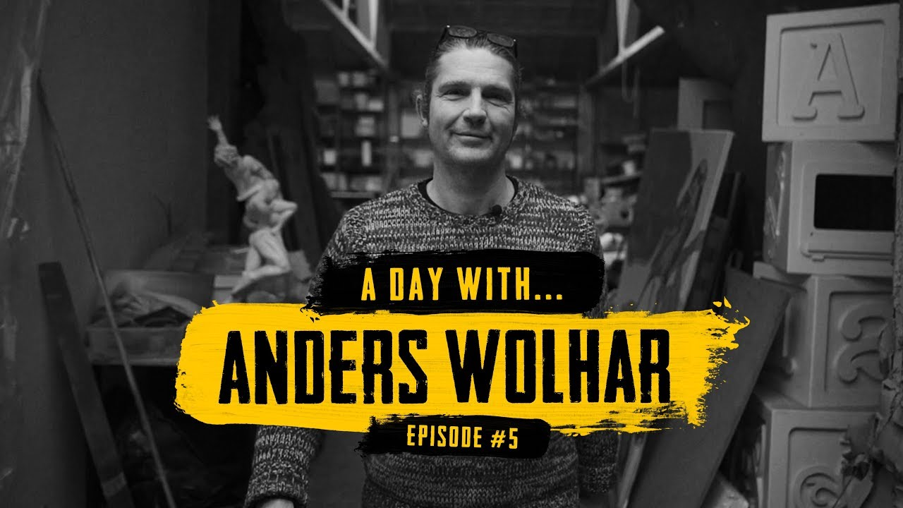 A Day With... Anders Wolhar