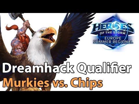 Evil Murkies vs Chips - EU Summer Regional #2 Q3 - G3