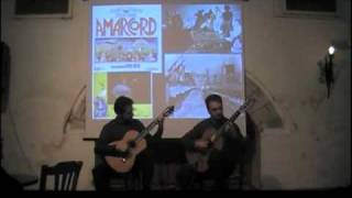 Nino Rota: Amarcord /  I Vitelloni    duo Caputo Pompilio