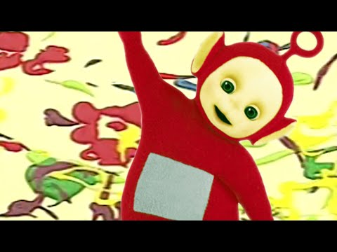 Thumbnail: ★ Teletubbies English Episodes ★ Squeezy Painting ★ Full Episode - HD (S08 E194) HD