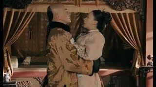 《延禧宮略》瓔珞每次侍寢的時候都有一個小動作,讓乾隆忍不住翻她牌子?