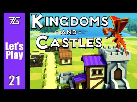 Kingdoms And Castles - Ep 21 Wall Layout