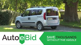 fiat Doblo 2016 Video Review AutoeBid