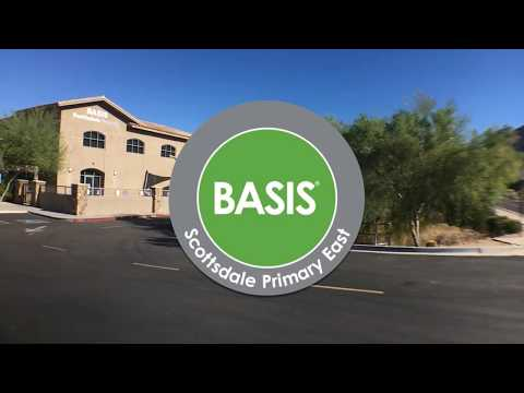 BASIS Scottsdale Primary East - Parking Lot Traffic Guide