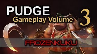 Pudge | DOTA 2 Gameplay Volume 3