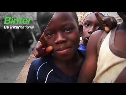 Banjul con Binter