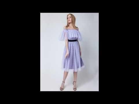 Фасоны летних платьев женщинам фото. Женская мода весна лето 2016 фото