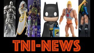 TNINews: Marvel Legends Agent Anti-Venom, MOTU Origins, Doom Slayer And More
