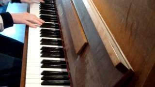 Somethin' Got Me Started - Simply Red (on piano)