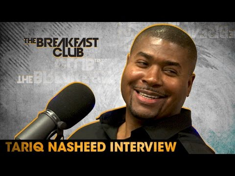 Tariq Nasheed Interview at The Breakfast Club Power 105.1 (04/26/2016)