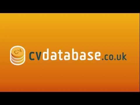 cv database, uk jobs, find a job, www.cvdatabase.co.uk