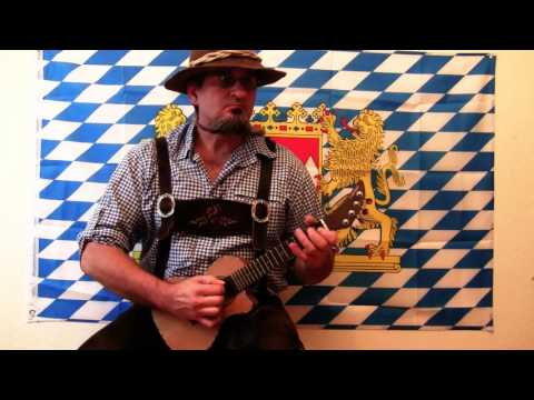Uschoipapo: ham kummst ukulele