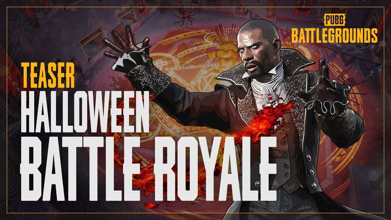 Halloween Battle Royale Teaser | PUBG