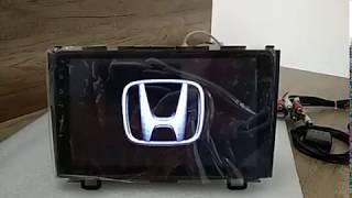 Штатная магнитола NaviPilot Android Honda CR-V