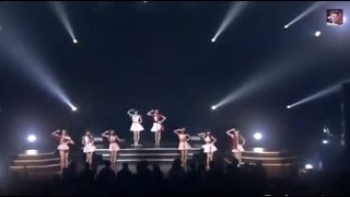 It is a joint live stage of 9nine and Perfume. In particular, long-...