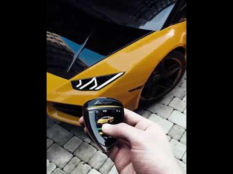 Lamborghini Change Color With Remote Control Youtube