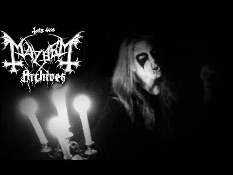 Mayhem - Live In Leipzig (Full Album)