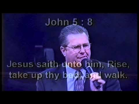 """You Can Lay On A Lie OR You Can Stand On The Truth"" Wayne Huntley BOTT 2002"