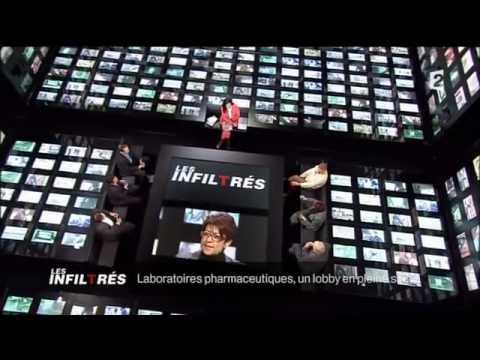 Les infiltrés : Au coeur des laboratoires pharmaceutiques