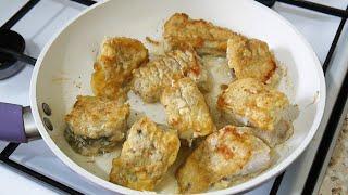 Как вкусно  пожарить рыбу Самый простой и вкусный рецепт рыбы в кляре