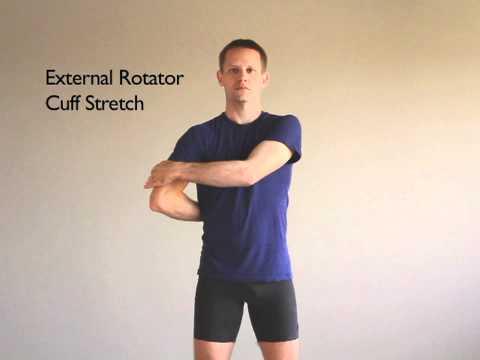 Rotator Cuff Stretch