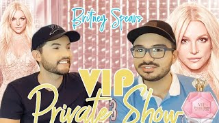 Скачать PERFUME VIP PRIVATE SHOW BY BRITNEY SPEARS RESENHA EI ALEX