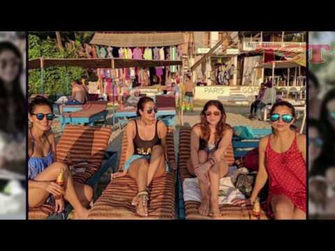 Salman Khan's Sister In Law Malaika Arora In HOT Bikini | Enjoying Vacation In Goa