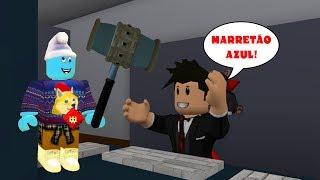 A MELHOR MARRETÃO AZUL DO FLEE THE FACILITY | Roblox - Flee the Facility