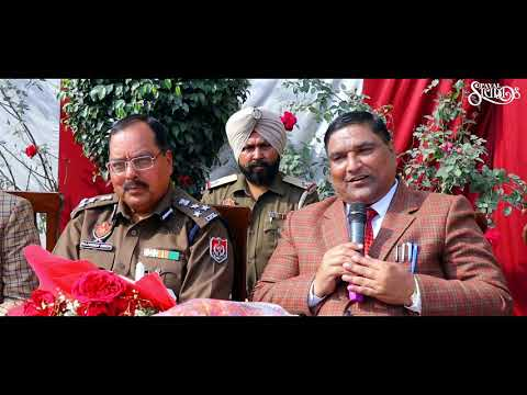 New Team Installation Ceremony State Police Core Council Chandigarh