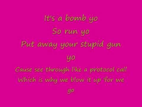 M.I.A-Sunshowers Lyrics