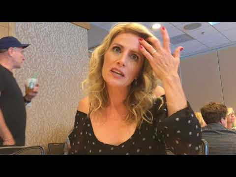 Kirsten Nelson - Psych - SDCC 2017