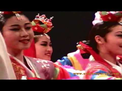 Korian traditional dance HD